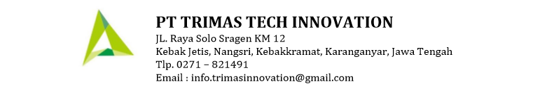 Karir Trimas Tech Innovation